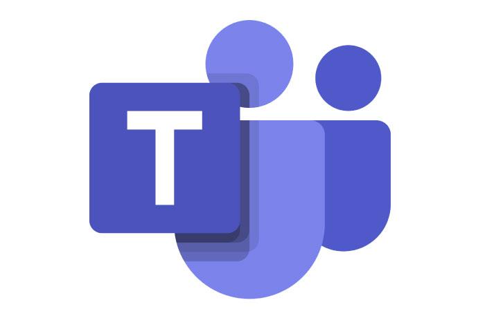 ikona microsoft teams. kliknij ją, aby przejść do strony.